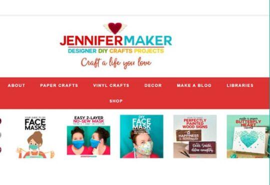 Jennifermaker.com Face Mask Reviews 2020