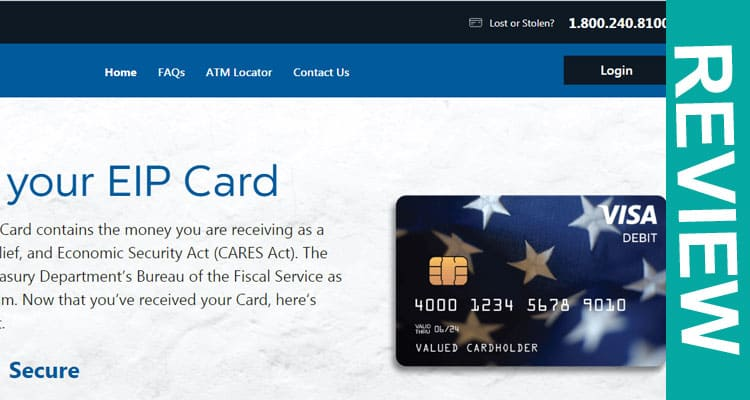 Is the Eip Card Legit 2020
