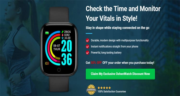 Oshen Watches Website Reviews 2020