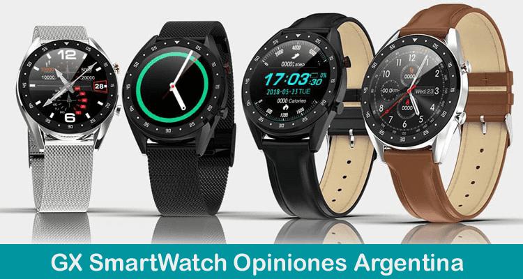 GX SmartWatch Opiniones Argentina 2020