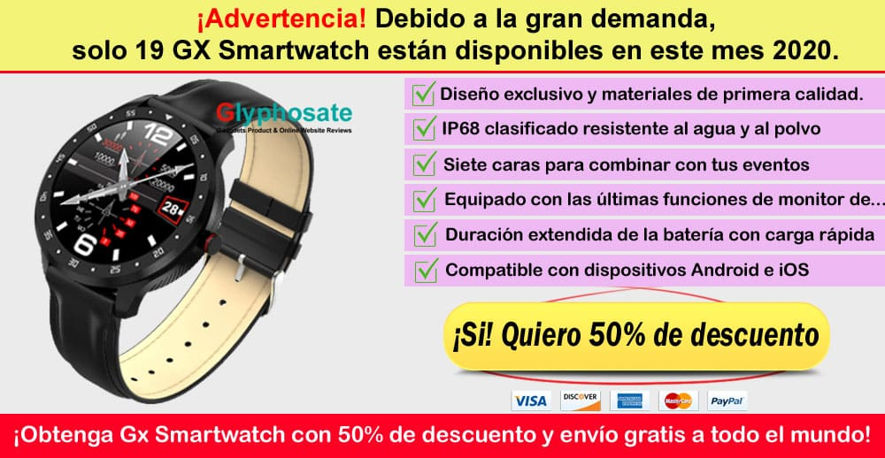Gx Smartwatch Where to Buy in Spain