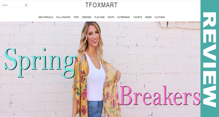 Is Tfoxmart.com Legit