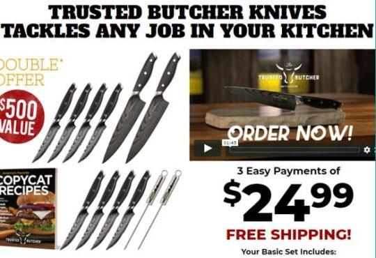 Trustedbutcherknives.com Review 2020