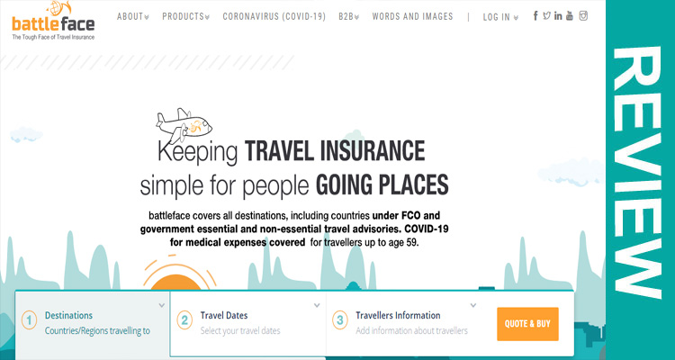 Battleface Travel Insurance Reviews
