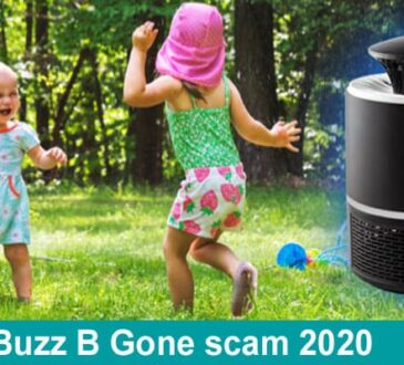 Buzz B Gone scam 2020