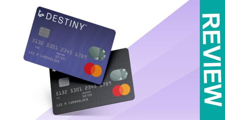 Is Destiny Mastercard Legit 2020