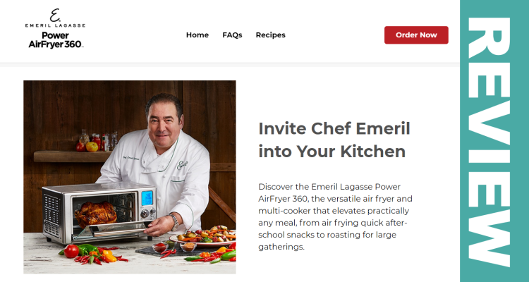 Is Emeril Air Fryer 360 Legit