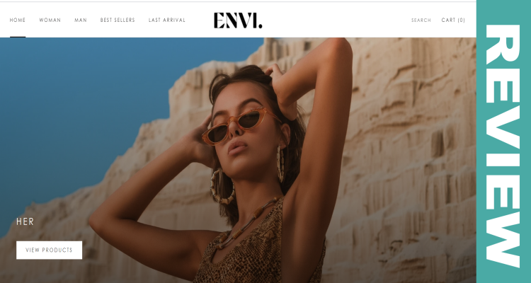 Is Envi Eyewear Legit