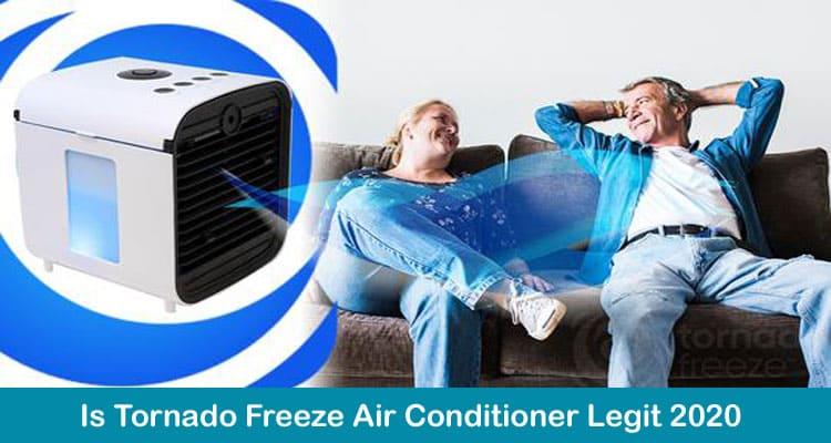 Is Tornado Freeze Air Conditioner Legit 2020