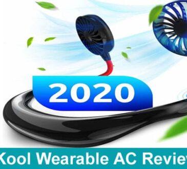 Neck Kool Wearable AC Review 2020