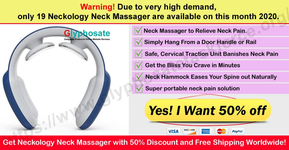 Neckology Neck Massager Where to Buy