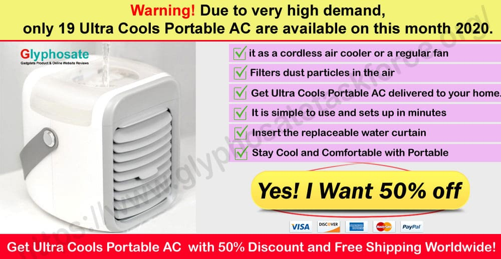 Ultra Cools Portable AC Where to buy
