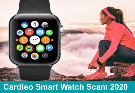 Cardieo Smart Watch Scam 2020