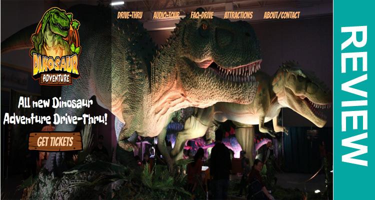 Dinosaur Adventure Drive Thru Reviews