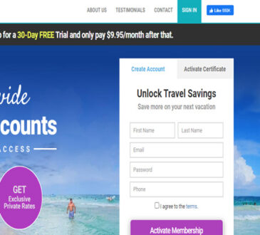 Is Vacationvip com Legit