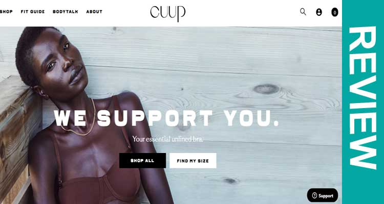 Cuup Bra Review