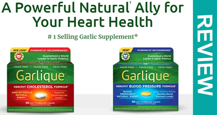Is Garlique Blood Pressure Scam