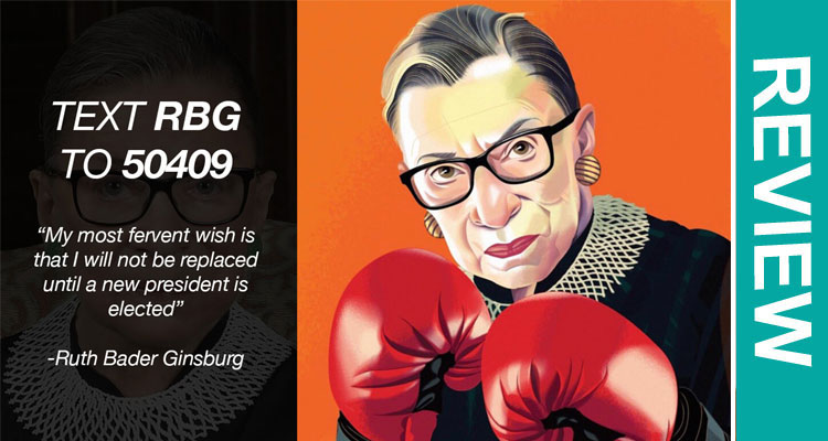 Is Text Rbg To 50409 Scam 2020