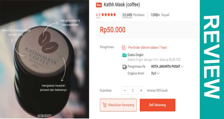 Kathh Mask Review2020