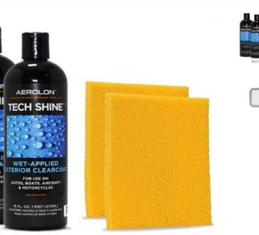 Tech Shine Review2020