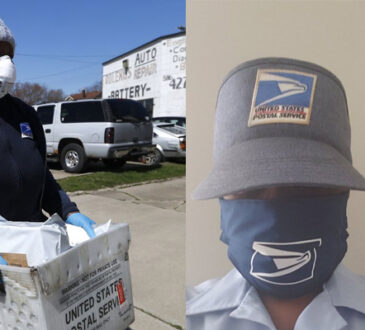 Usps Face Mask Plan Review