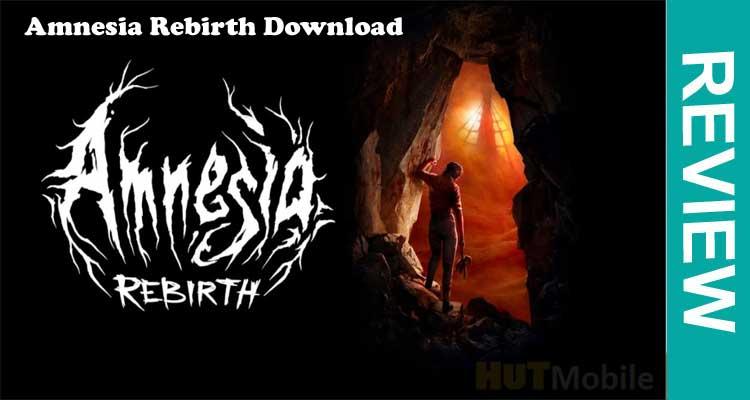 Amnesia Rebirth Download 2020