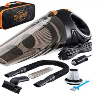 Thisworx Car Vacuum Review 2020