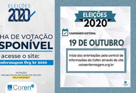 Votaenfermagem Org br 2020