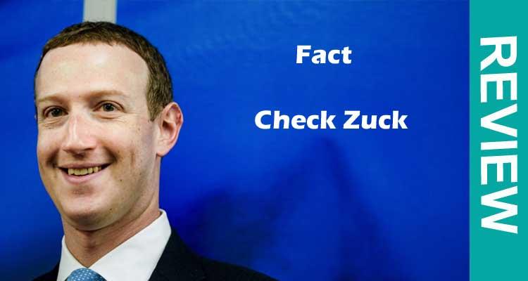 Fact Check Zuck 2020