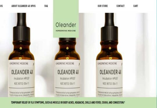 My Oleander Review 2020