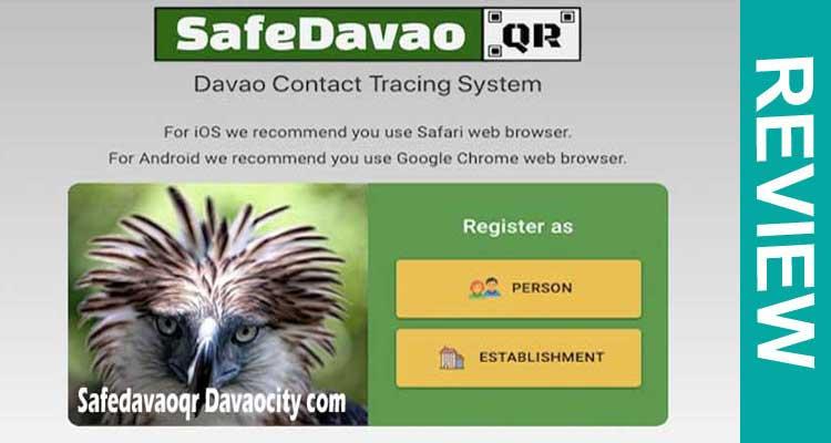 Safedavaoqr DavaocityCom 2020