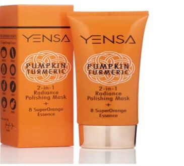 Yensa Pumpkin Turmeric Review 2020