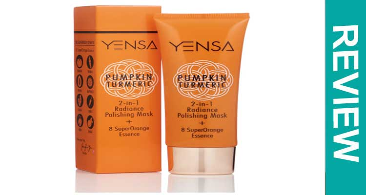 Yensa Pumpkin Turmeric Review 2020