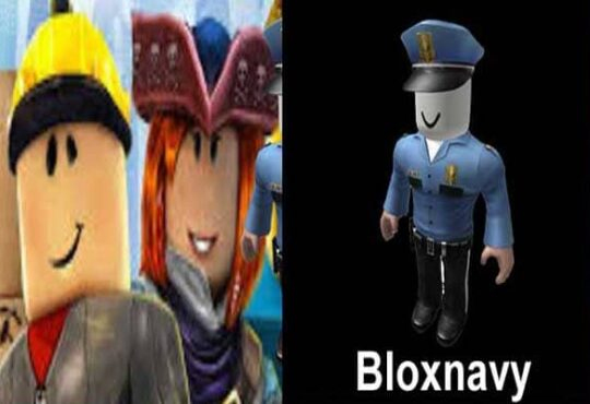 Blox. Navy 2020