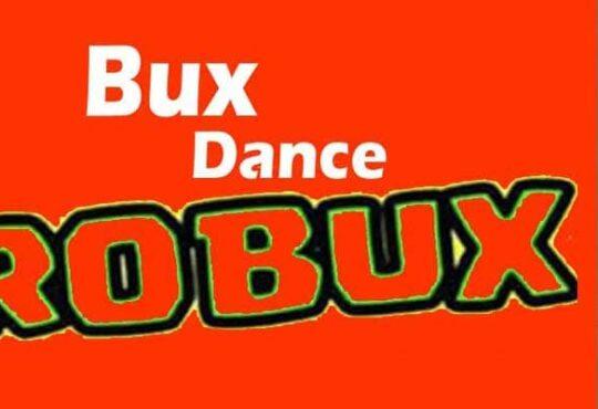 Bux Dance Robux 2020