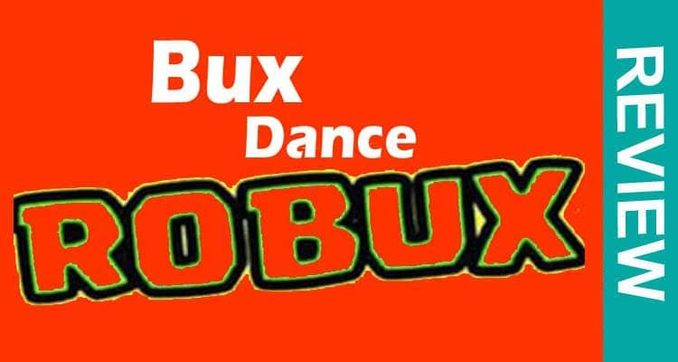 Bux Dance Robux 2020