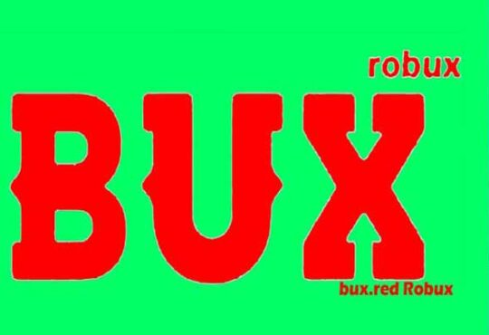 Bux Red Free Robux 2020