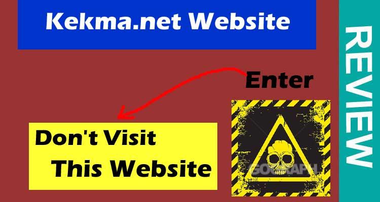 Kekma.net Website 2020