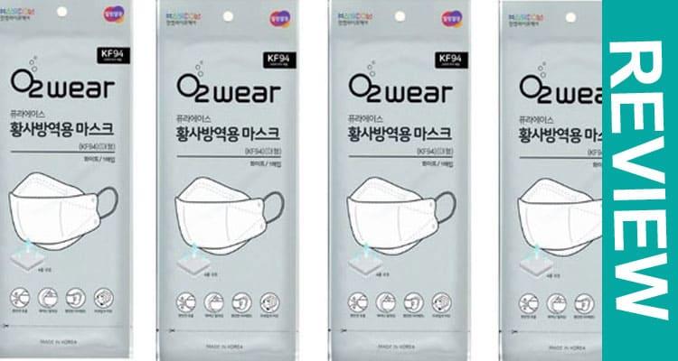 O2 Wear Mask kf94 Reviews