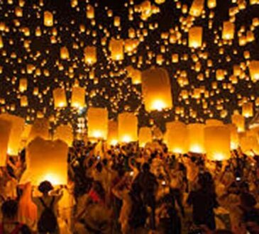 Lantern Festival London 2021 gly
