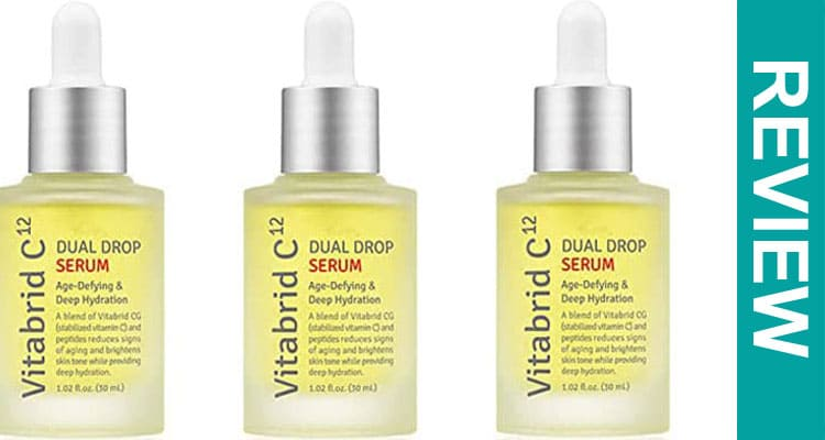 Vitabrid C12 Dual Drop Serum Review