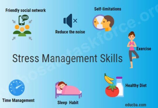 Health Tips Stress Management to Stay Healthy