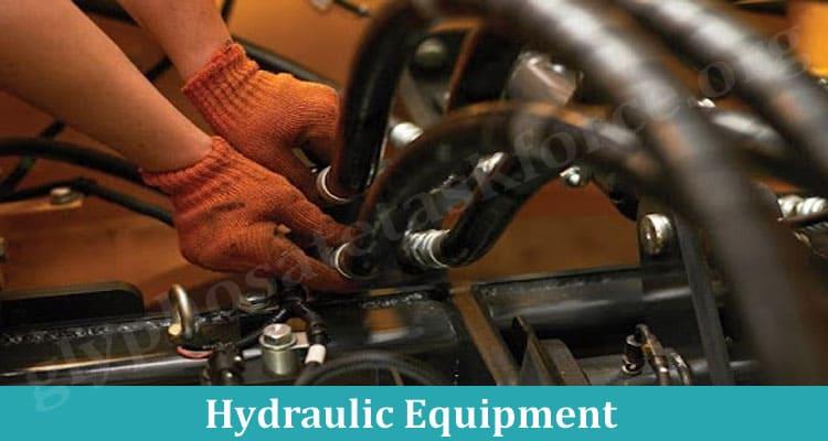 Latest Technology Hydraulic Equipment